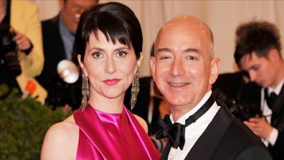 طلاق أغنى زوجين في العالم.. الزوجة ستحصل على 68.5 مليار دولار