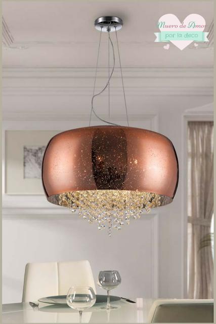 Decoracion en color cobre-Lamparas-5