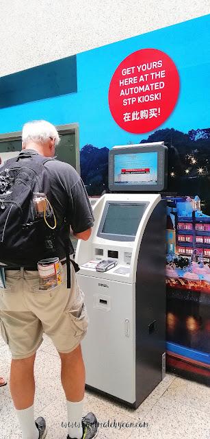 Singapore; Automated STP Kiosk