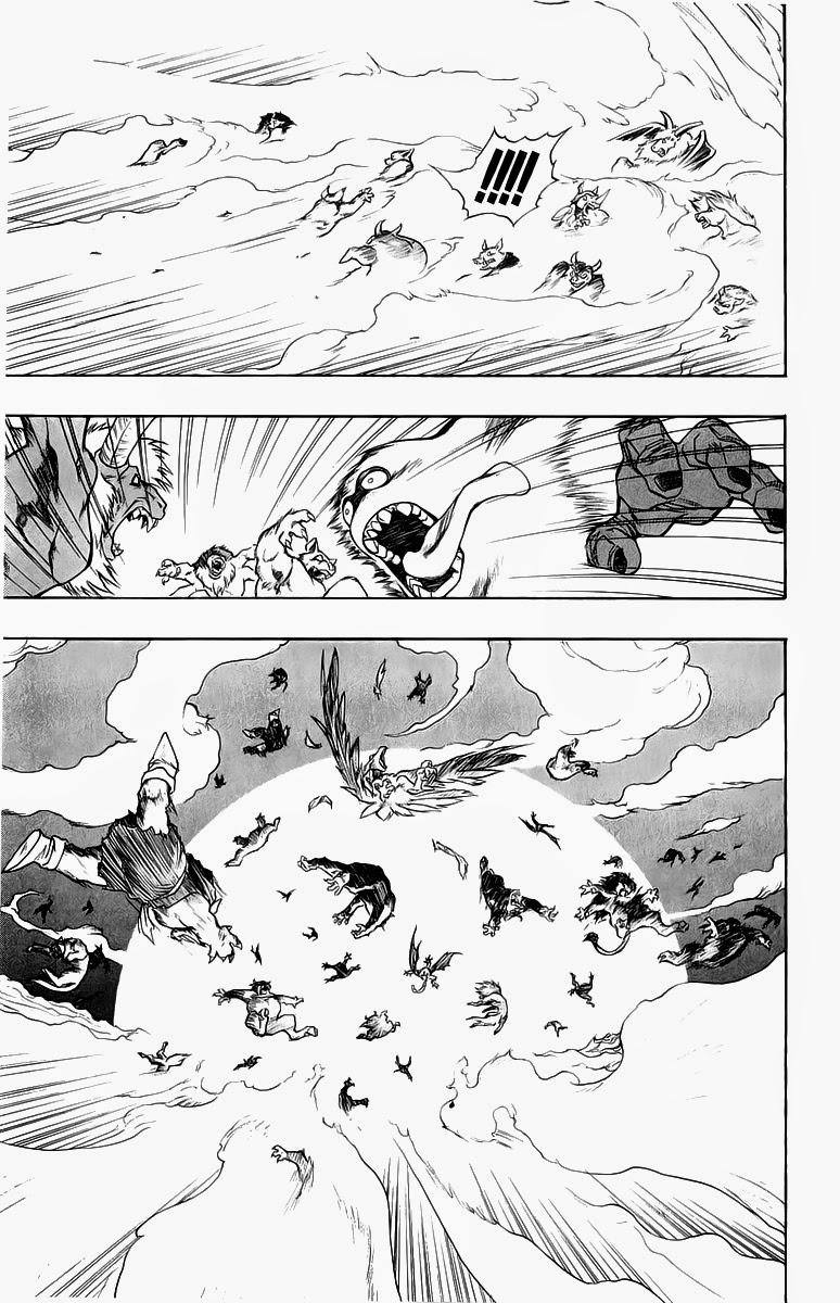 Dragon Quest: Emblem of Roto chapter 29 trang 42