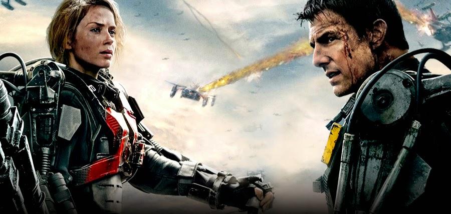 EDGE OF TOMORROW: Trailer Nou Fabulos Pentru Filmul Sci-Fi Cu TOM CRUISE Şi EMILY BLUNT