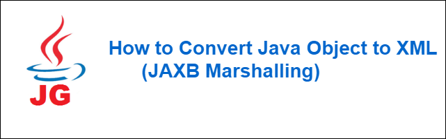 Marshalling and unmarshalling in jaxb 2. 0 dzone java.