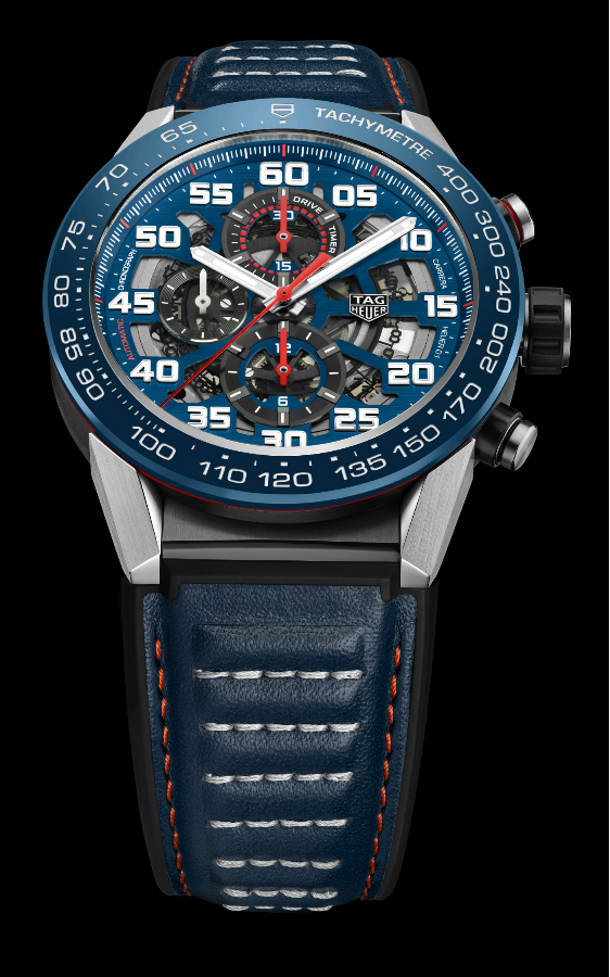 TAG Heuer Red Bull Special Edition