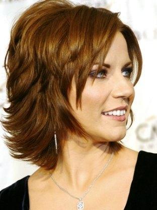 Miraculous Trends Hairstyle Haircuts 2013 Medium Length Hairstyles For Women Short Hairstyles Gunalazisus