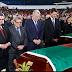 مراسم جنازة ضخمة للضحايا المسجد في كيبيك  يحضرها رئيس وزراء كندا