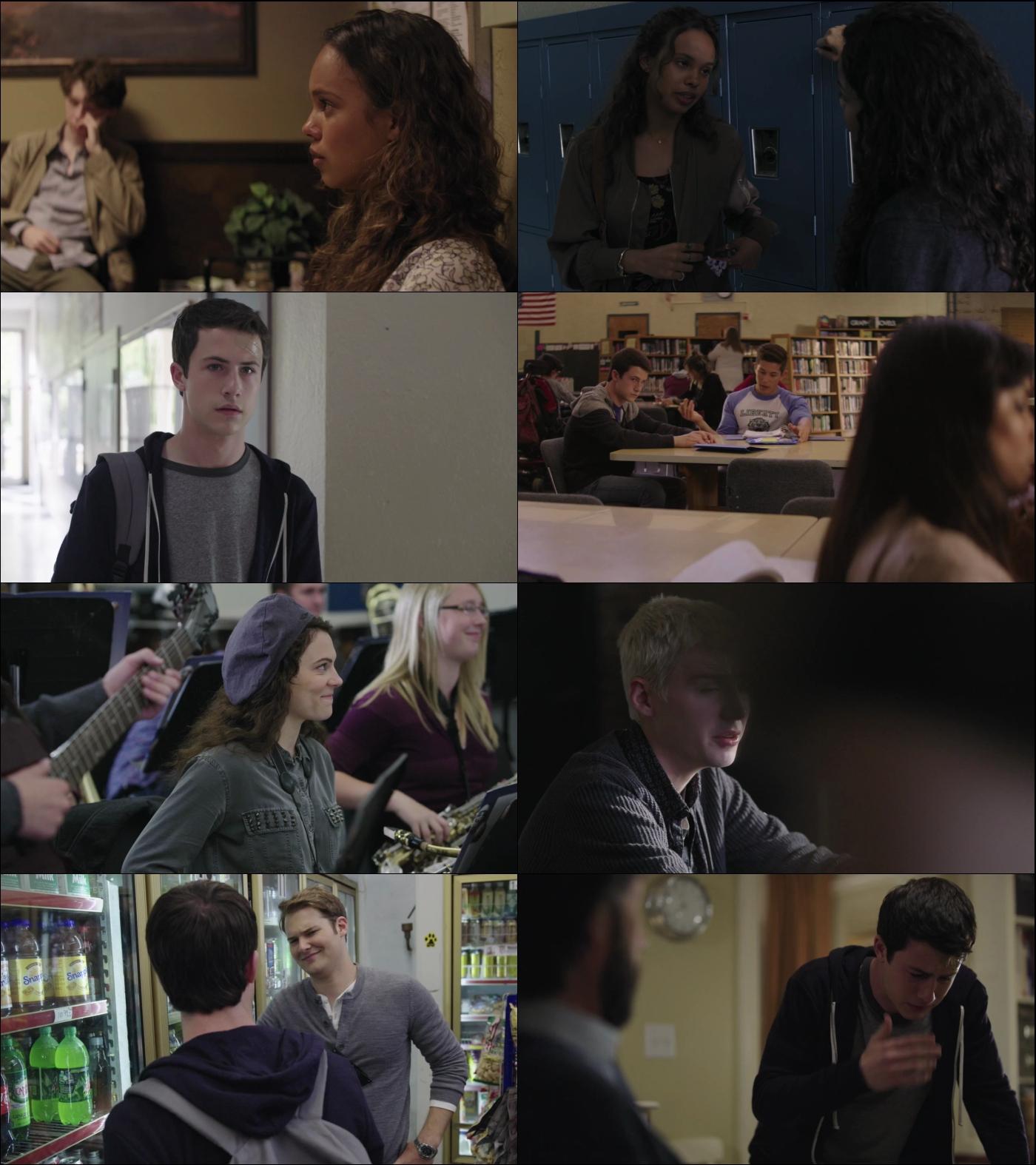 13 Reasons Why Temporada 1 720p Latino
