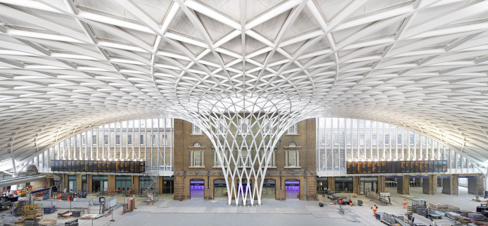 King S Cross Station By John Mcaslan