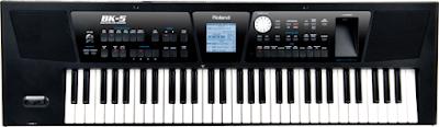 Organ Casio BK5