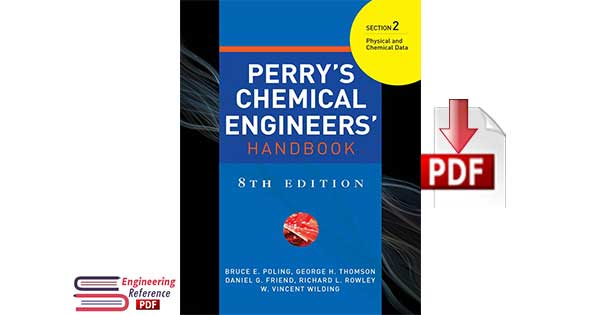 Perry's Chemical Engineers' Handbook, 8th Edition