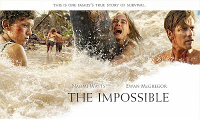 The Impossible (2012) 720p BRRip Dual Audios [ HIN + ENG ] 580MB ESubs Download