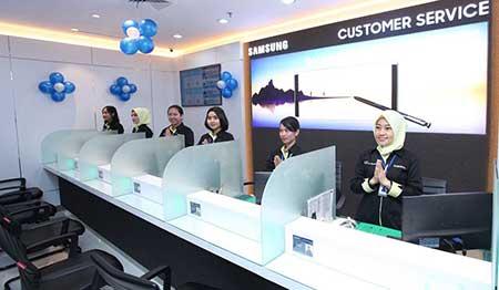 Alamat & Nomor Telepon Service Center Samsung Deli Serdang