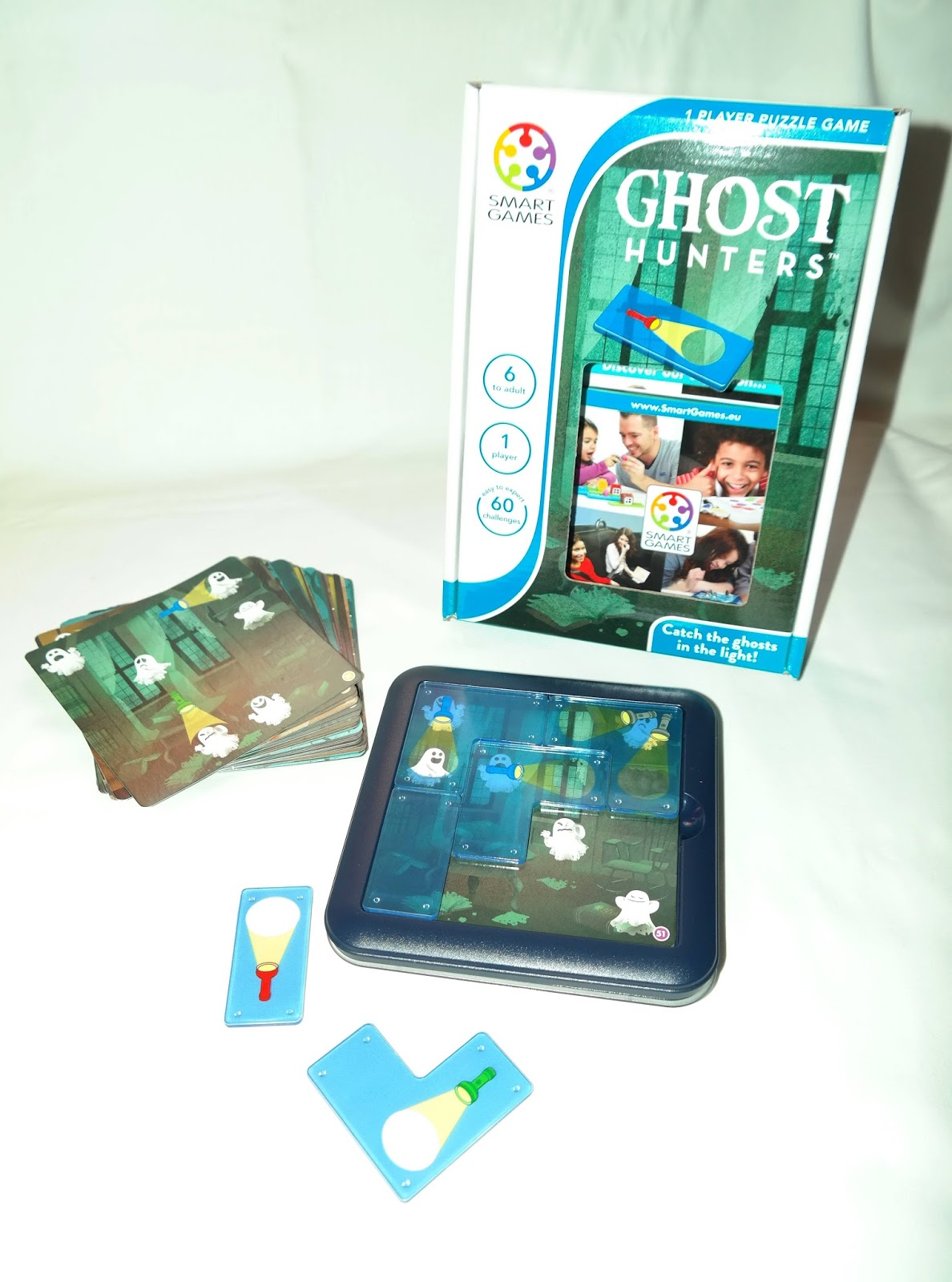 Gabriel Fernandes\' Puzzle Collection: Ghost Hunters