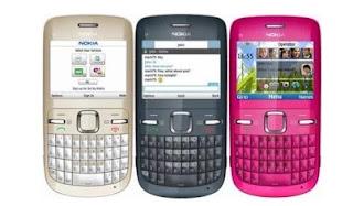 Kumpulan Game Lengkap Untuk Nokia C3 Terbaru Gratis