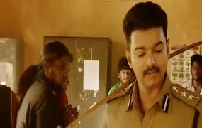 Theri Teaser Review   Ilayathalapathy Vijay, Samantha, Amy Jackson