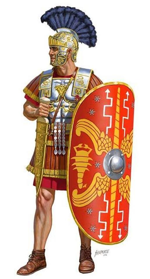Prof Raphael Soldados Da Roma Antiga