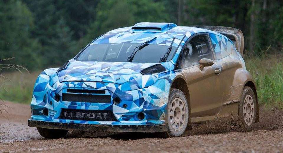 2017 ford fiesta rs gears up to take on wrc. Black Bedroom Furniture Sets. Home Design Ideas