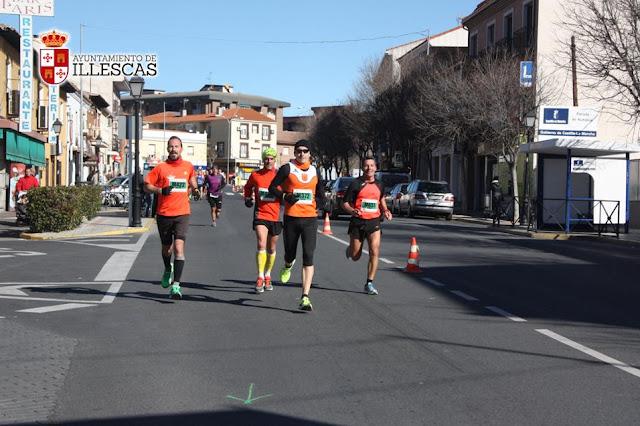 I Media Maratón Villa de Illescas. IMAGEN COMUNICACION ILLESCAS