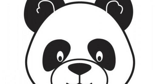Recursos De Educación Infantil Caretas De Oso Panda
