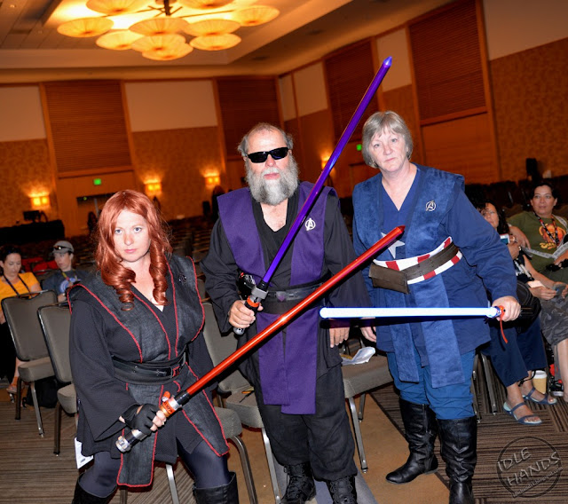 San Diego Comic-Con 2017 Cosplayers