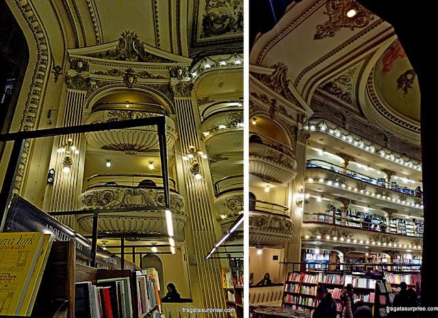 Livraria El Ateneo Grand Splendid, Buenos Aires
