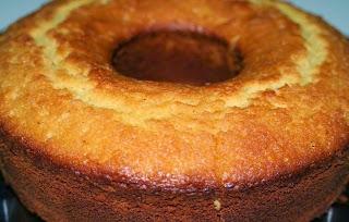 como hacer un keke de naranja