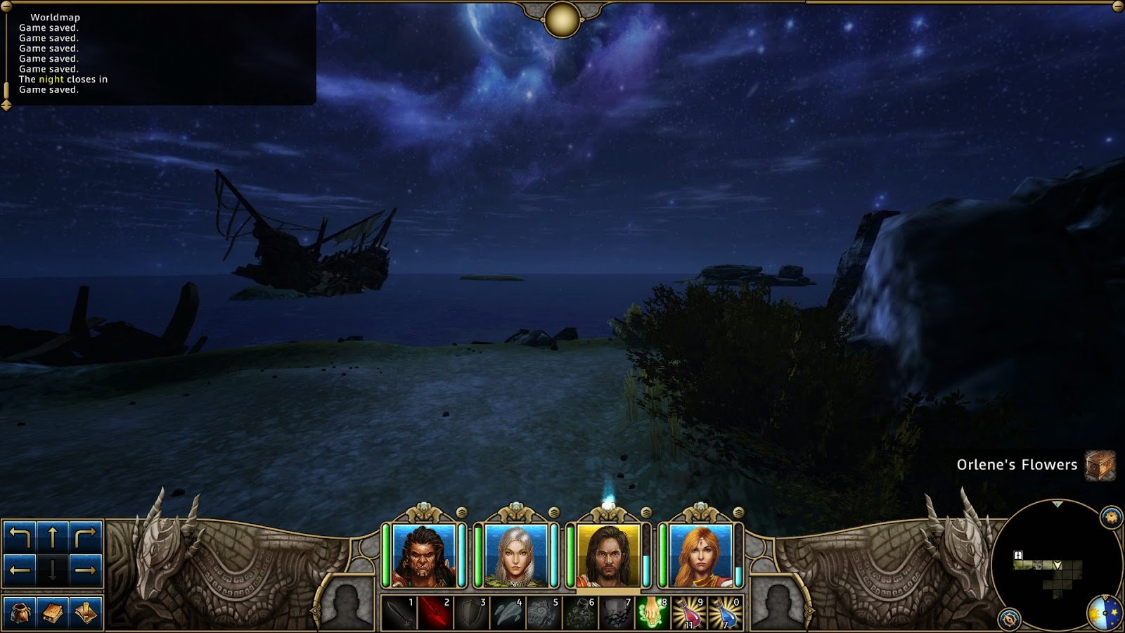 Might And Magic X World Map.Crpg Revisiting Old Classics Might Magic X Legacy Is It Worth It