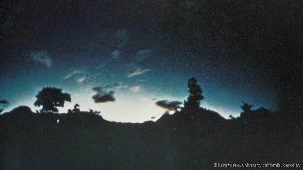luzes de terremoto