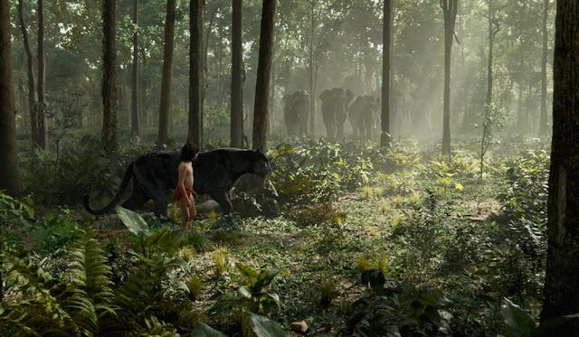 jungle book mogli 2016 filme live action personagens pantera baghera
