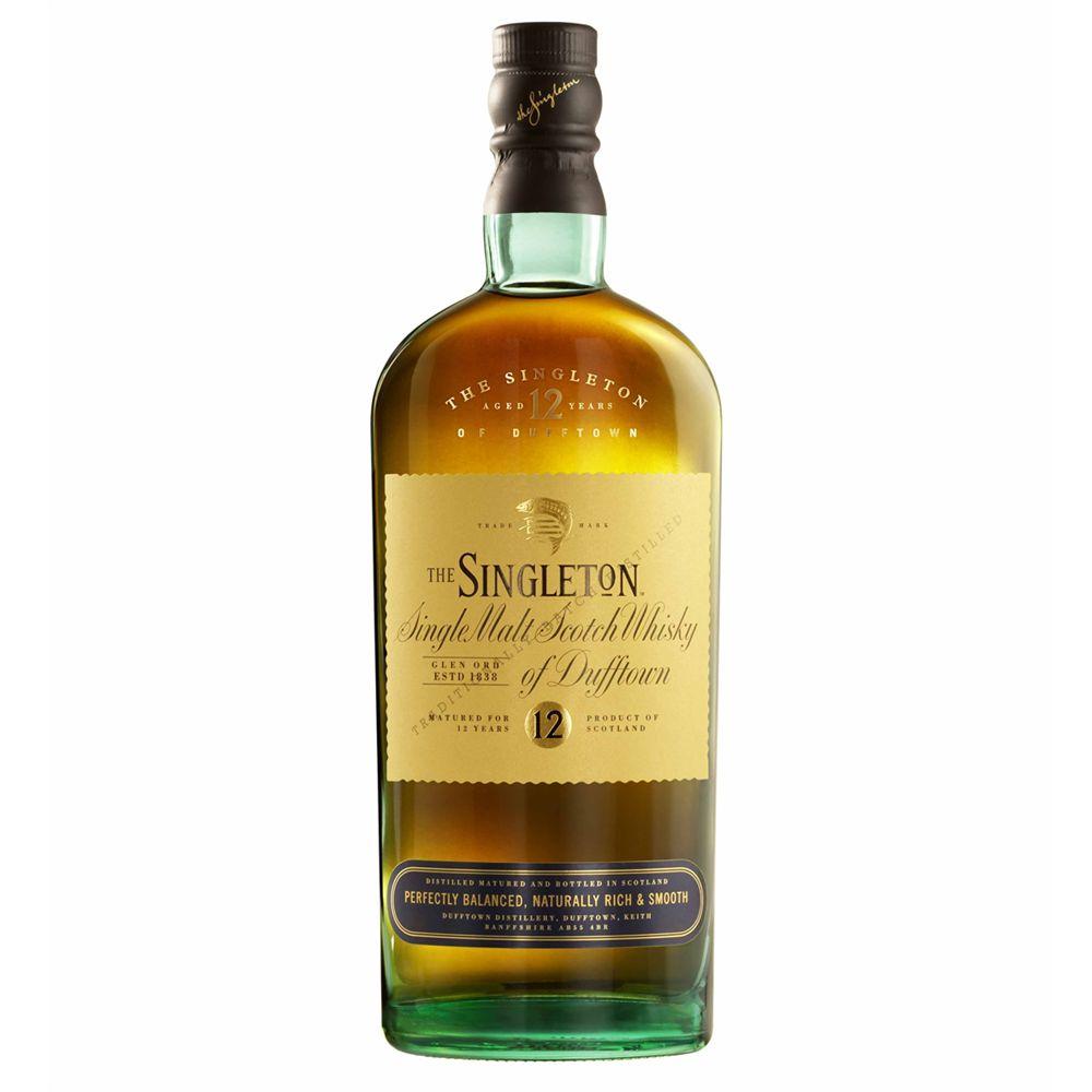 蘇格登12年單一麥芽蘇格蘭威士忌 | 榮埔有限公司