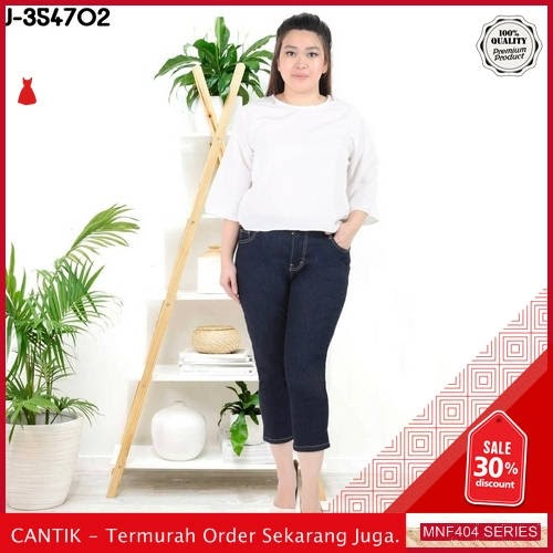 MNF404J145 Jeans 354702 Wanita Jumbo Jeans Celana terbaru 2019 BMGShop