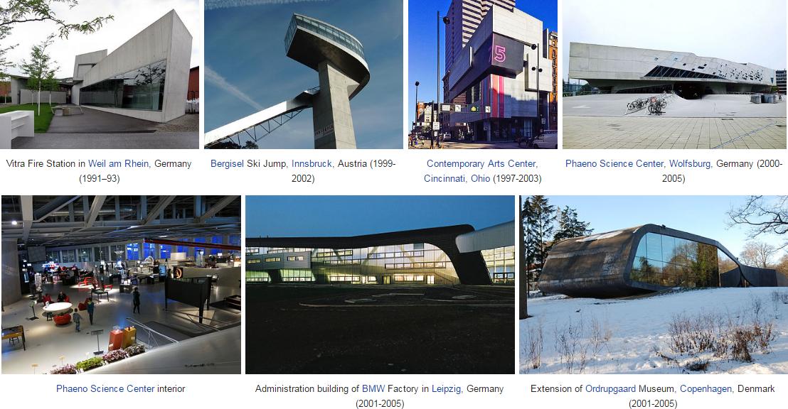 Bangunan awal (1991-2005)