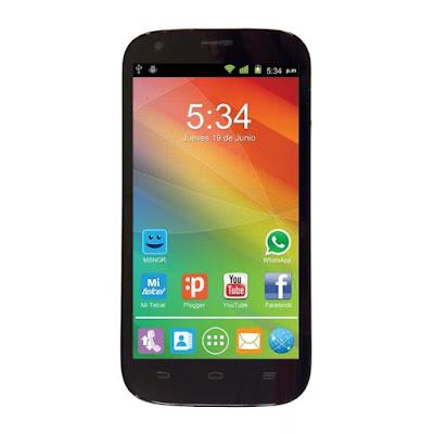 ZTE Blade A5 V9820, 16 Handphone 4G Harga 1 Jutaan