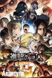 Shingeki no Kyojin SS2 - Attack on Titan Season 2 2017 Poster