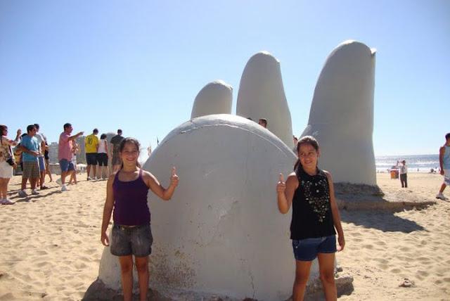 Blogagem coletiva : Foto jacu em Punta del Este