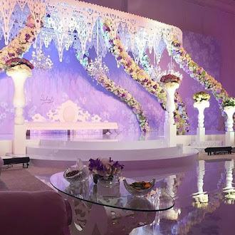 كوش أعراس بالصور - موقع مكتب ديزاينو لتنظيم الأعراس والحفلات