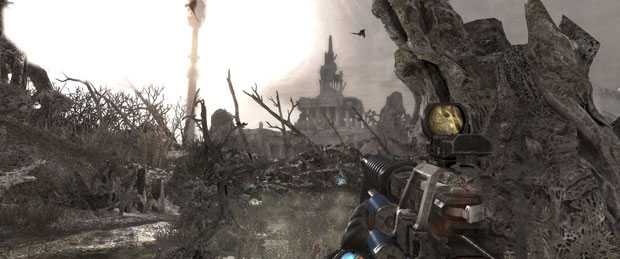 Metro: Last Light - Factions Pack Gameplay
