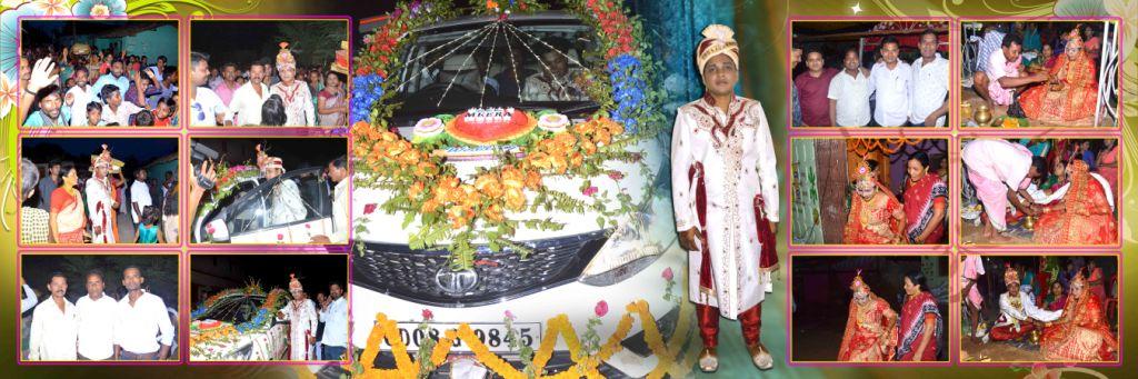 Wedding Ceremony  Badal - Meera
