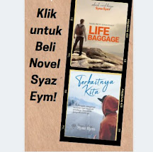 BELI NOVEL SYAZ EYM