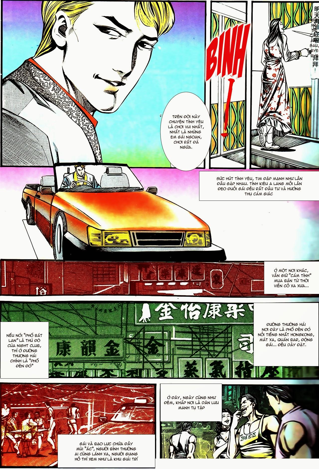 Người Trong Giang Hồ chapter 122: phố dục lạc trang 34