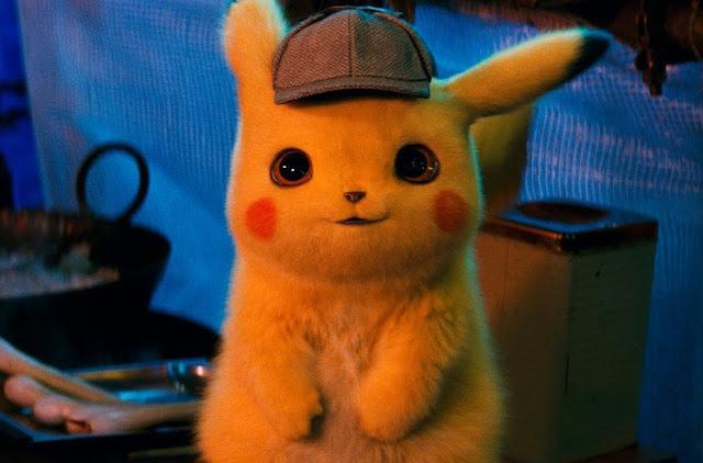 """UCI abre pré-venda de """"Detetive Pikachu"""""""