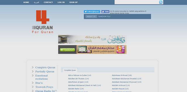 Website 4Quran