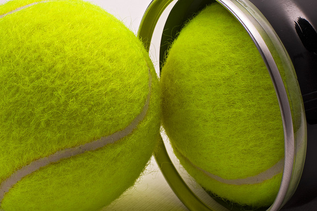 The Many Uses Of TENNIS BALL Uses - why is there fuzz on a tennis ball