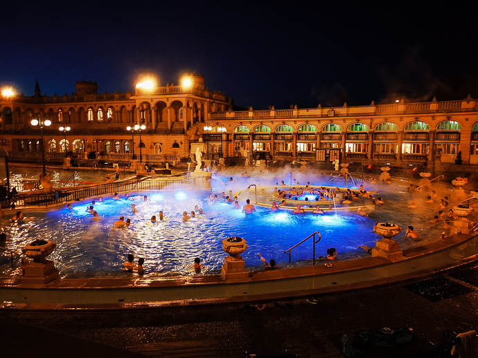 72 hours in Budapest with a toddler, szechenyi bath, budapest with kids, Hungary with kids, themummyadventure.com