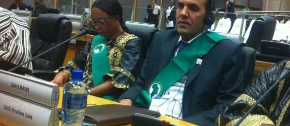عضو بالبرلمان الافريقي يدعو لانشاء فضاء للتشاور بين البرلمانيين الاوروبي والافريقي.