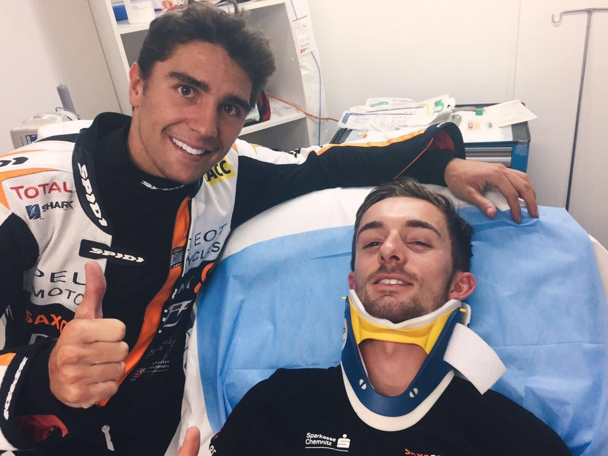 Kecelakaan Fatal Moto3 Australia, McPhee Gegar Otak dan Ibu Jari Hancur