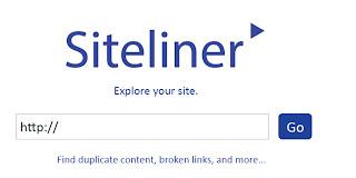 Siteliner logo
