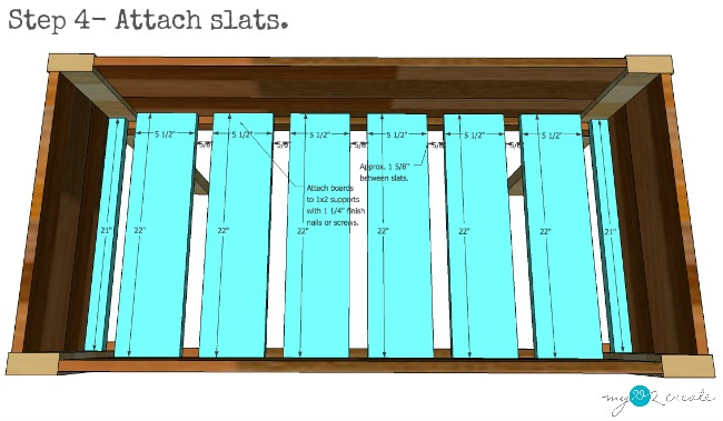 Elevated Planter Box Plans, MyLove2Create