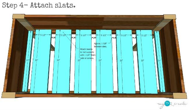 Elevated Planter Box Plans, MyLove2Create