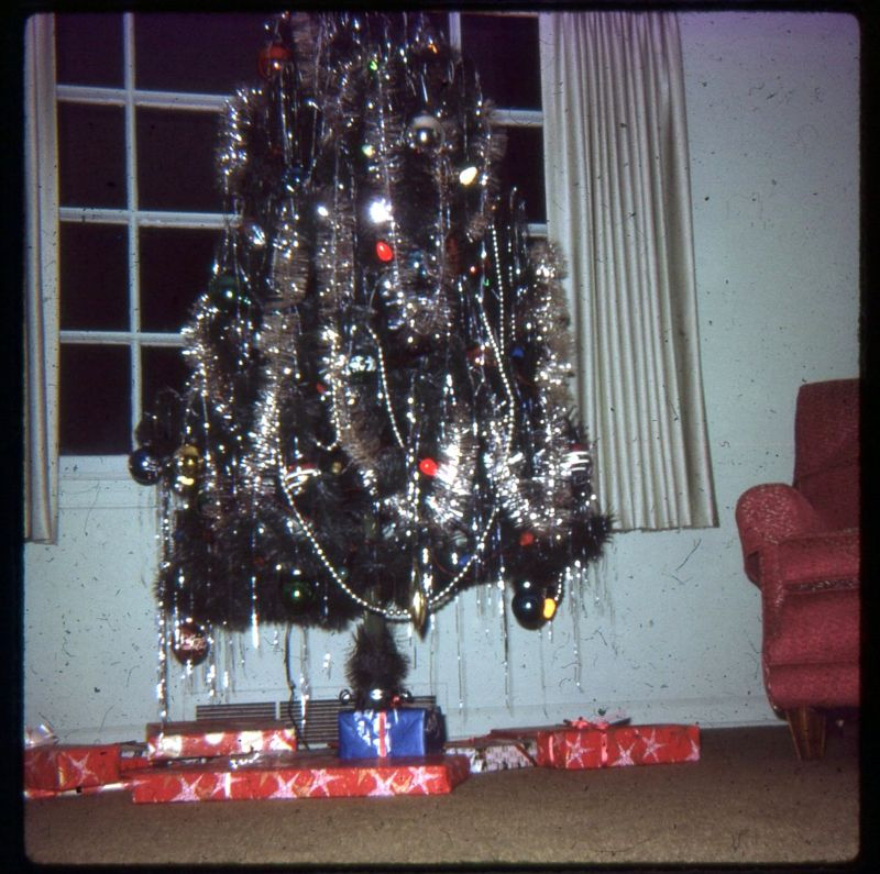 Christmas House Interior 1950s And 1960s 2832 29 Jpg