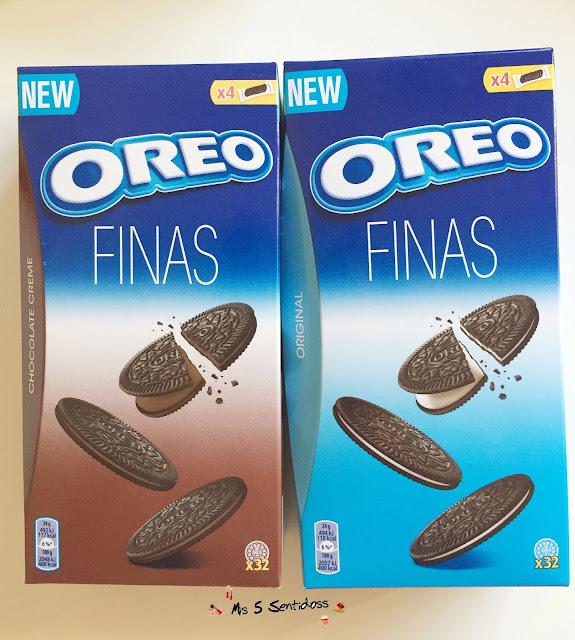 Oreo Finas